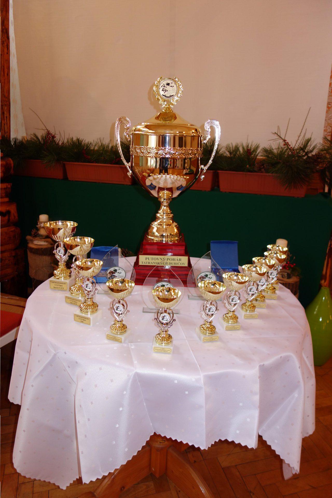 Putovný pohár Tatranských duričov