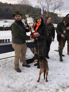 Putovný pohár tatranských duričov 2019